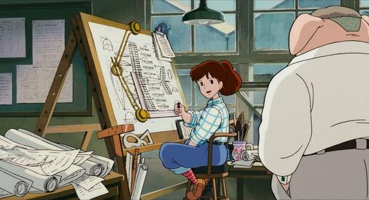 Ghibli-femme-Fio-Porco-Rosso-1