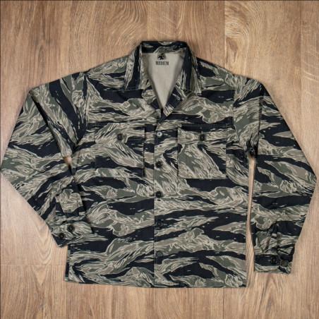 chemise-1966-jungle-shirt-tiger-stripe-pike-brothers